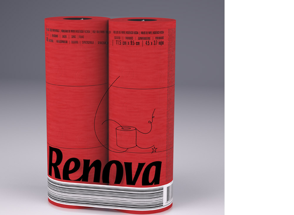 bathroom rolls χαρτί τουαλέτας κόκκινο