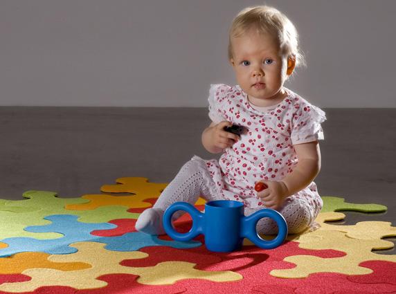 contraforma puzzle rug imperial παιδικό χαλί