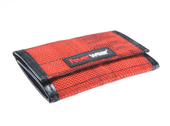 feurwear ted μοντέρνο πορτοφόλι τσέπης