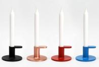 candle holder χρωματιστό κηροπήγιο