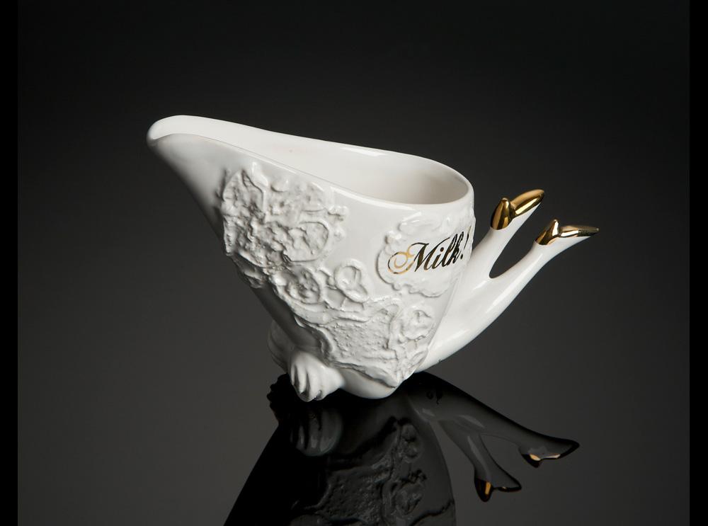 milk gold μοντέρνα γαλατιέρα