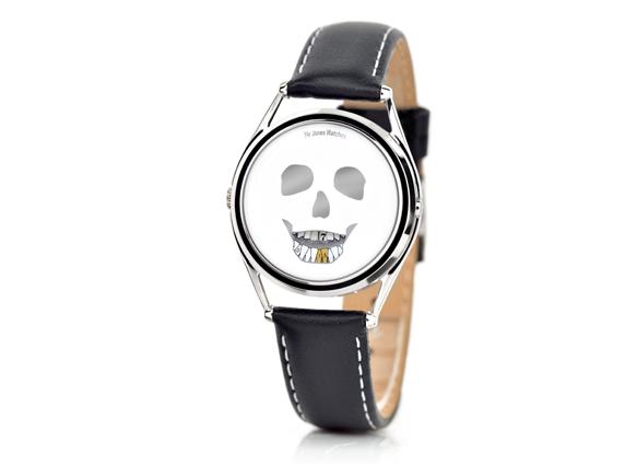 mrjones last laugh tattoo μοντέρνο ρολόι χειρός