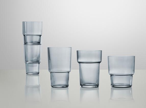 muuto same glass σετ 3 ποτηριών