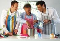 remember χρωματιστή ποδιά μαγειρικής
