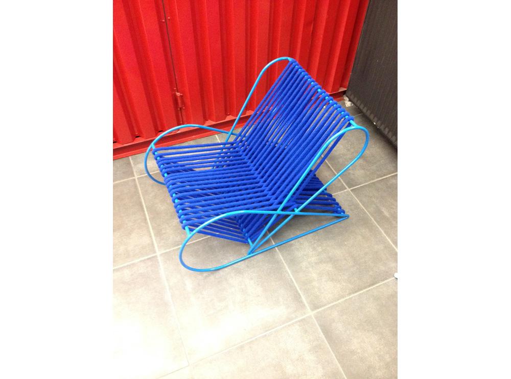polymorphic μοντέρνα καρέκλα