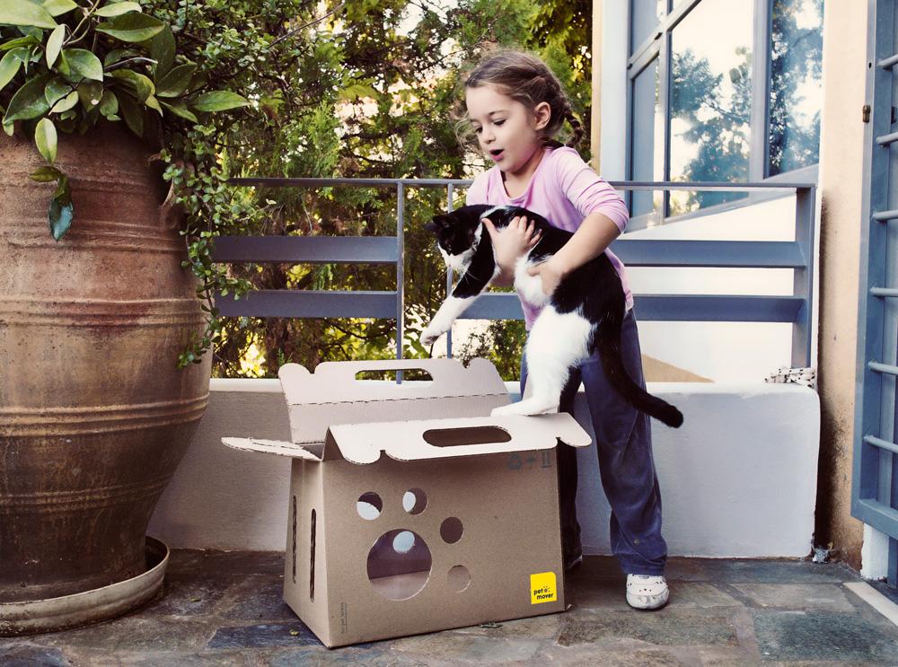 pet mover μεταφορέας κατοικίδιων