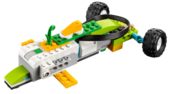 Ρομποτικό δελφίνι με υλικό LEGO
