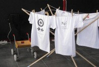 ding t-shirt exhibition