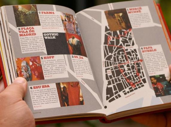 le-cool guide barcelona οδηγός πόλης Βαρκελώνης