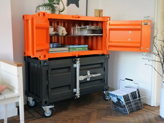 pandora_orange κοντέινερ ντουλάπι