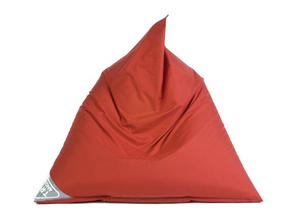 zet tryangle πουφ τρίγωνο