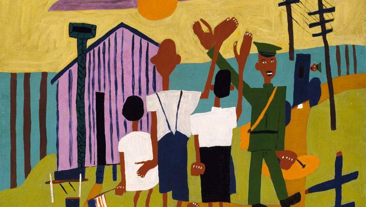 Η ζωγραφική του William H Johnson